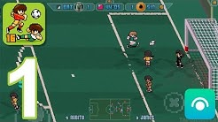 Pixel Cup Soccer 16 - Gameplay Walkthrough Part 1 - Pixel Cup (iOS)