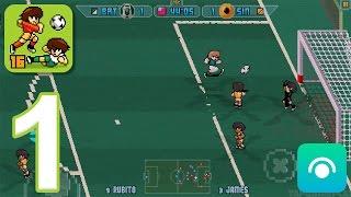 Pixel Cup Soccer 16 - Gameplay Walkthrough Part 1 - Pixel Cup (iOS)