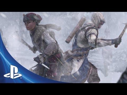 Assassin's Creed III: Liberation - Developer Diary - 0 - Assassin's Creed III: Liberation – Developer Diary
