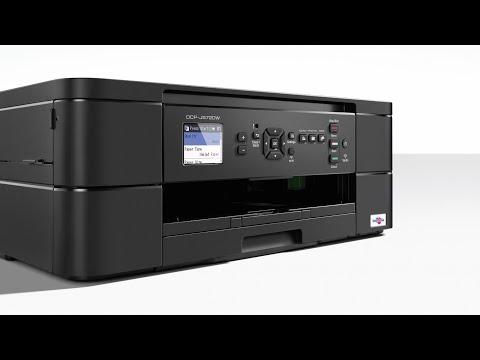 Brother DCP-J572DW impresora multifunción tinta