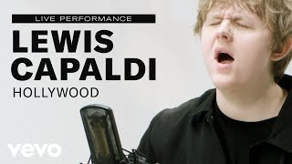 "Download Lewis Capaldi - ""Hollywood"" Live Performance   Vevo"