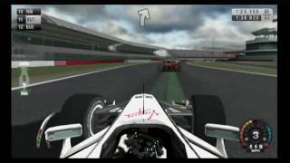 "F1 2009 (Wii) ""Silverstone"""