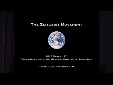 "Zeitgeist Day 2013: Eva Omori | ""The Transition"" [Part 11 of 12]"