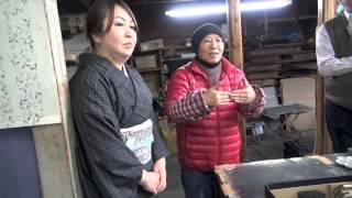 東京 八王子にある藤本染工芸さんに見学に行ってきました。今では珍しい...