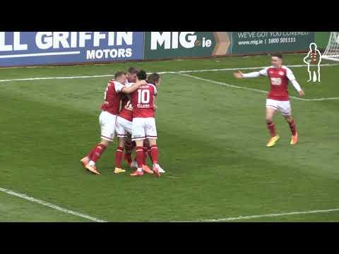 Goal: Billy King (vs Drogheda United 27/03/2021)