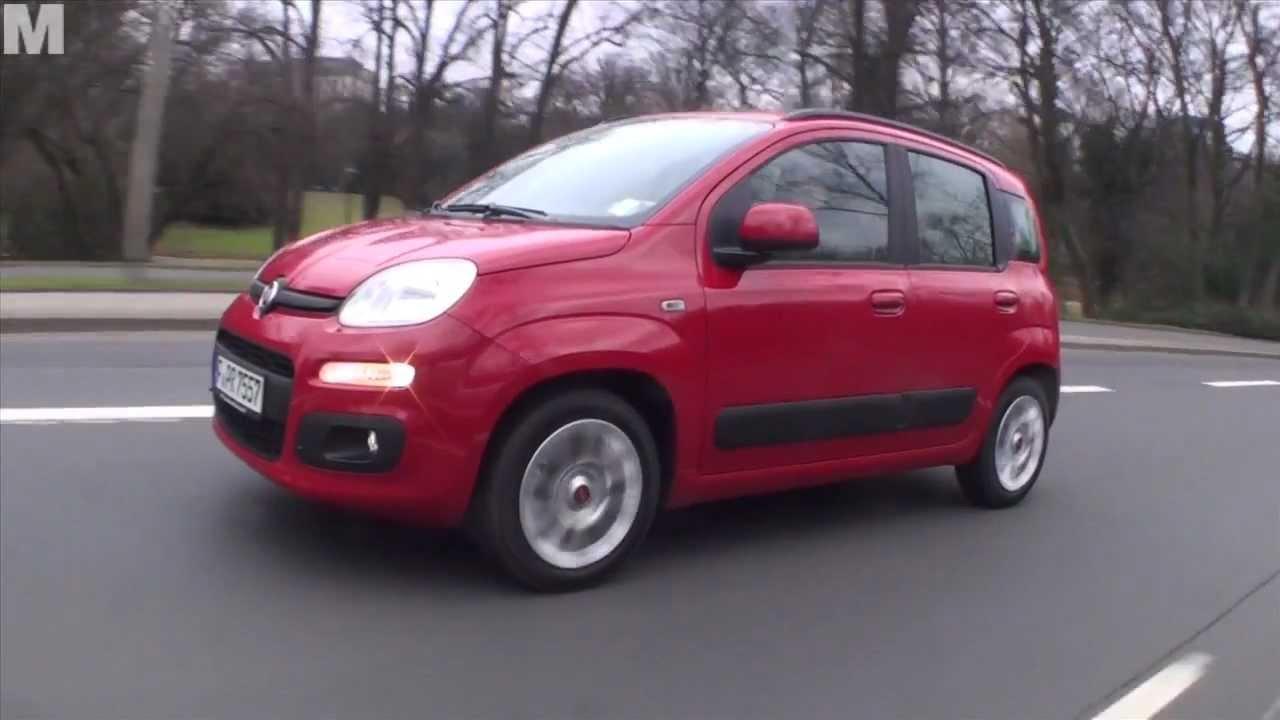 Test Neuer Fiat Panda 2012 Youtube