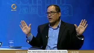 Carlos Valero: Las medidas económicas implementadas por Maduro están mal estructuradas (2/3)