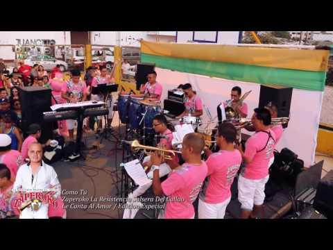 Salsa Peruana - Como tú - Orquesta Zaperoko