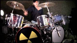 Rock and Roll Drum Solo by Bert Switzer !!! -09.18.10