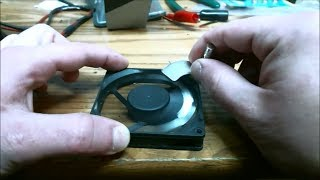 Repeat youtube video Free Energy? Magnet Motor Fan Generator