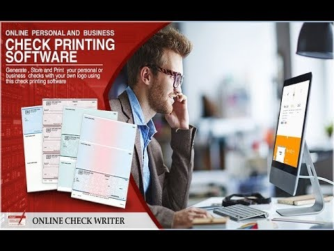 Check Printing Software Deposit Slip Online Check Draft Check Mailing  Service QuickBooks Check