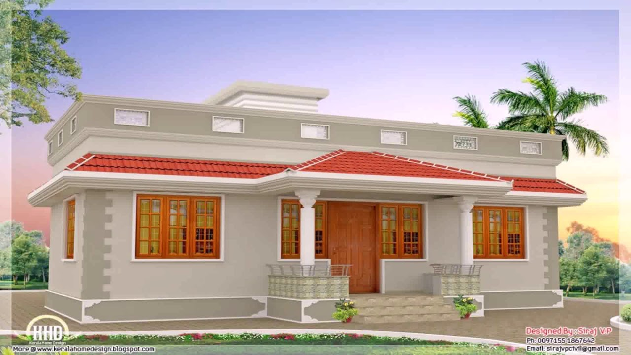Indian Village Home Front Design The
