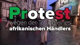 Florenz: Rentner erschießt Afrikaner auf offener Straße