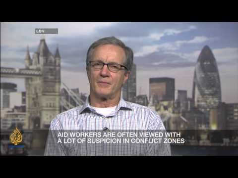 Inside Story - Aid agencies: Cooperating or compromising?