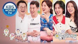 Guests: Ji Sangryeol,AOA's Seolhyun&Mina,Kim Soyoung,Park Jiwoo[Hello Counselor/ENG,THA/2018.06.11]