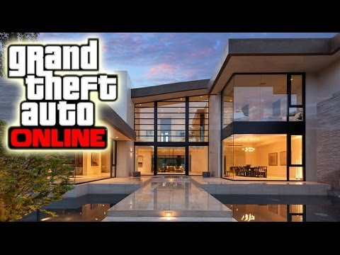 Gta 5 online independence day dlc update new house for Find a house online