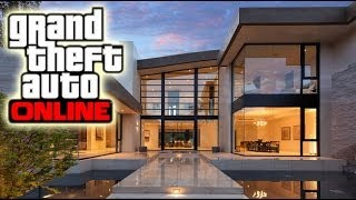 Gta Online Independence Day Dlc Update New House Apartment Tour Most Expensive Gta Dlc