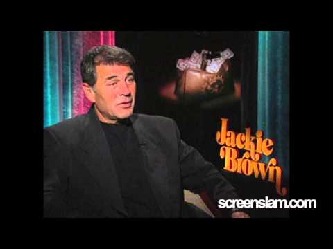 ScreenSlam  JACKIE BROWN:  with Robert Forster