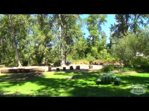 Schroeder Park Campground Grants Pass Oregon OR