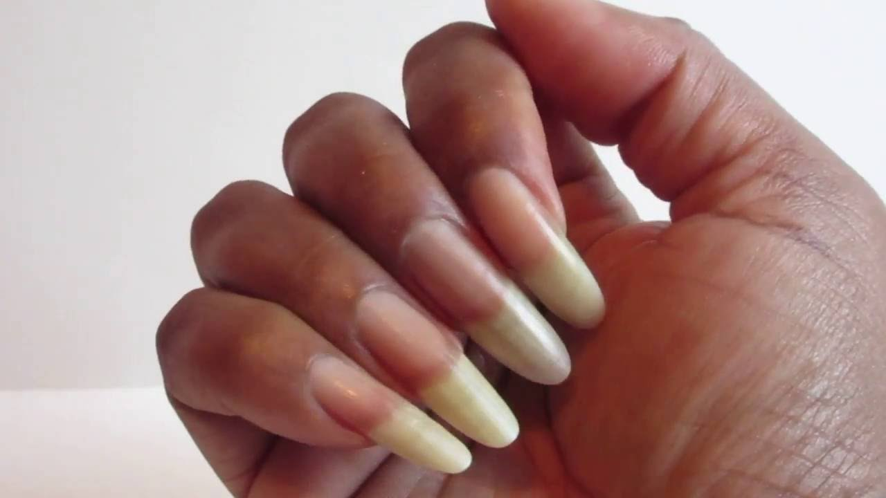 May Update On My Natural Nails