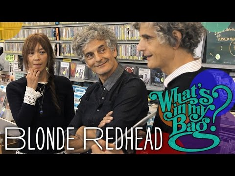 Blonde Redhead - What's In My Bag? Mp3