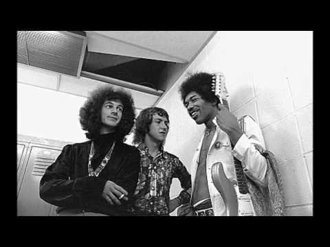 Jimi Hendrix - Singer Bowl New York 1968  - Are You Experienced