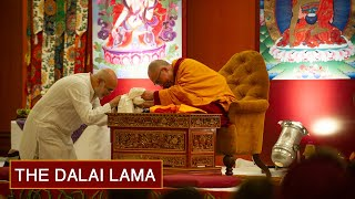 The Four Noble Truths - Day 2 - New Delhi 2012