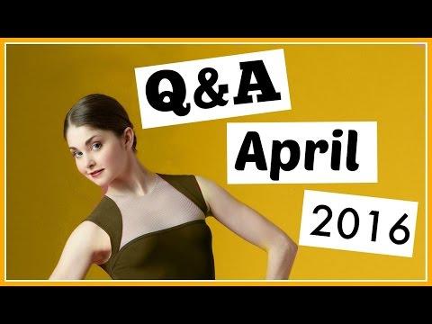 Am I Single? Vegan Diet? April Q&A 2016   Kathryn Morgan