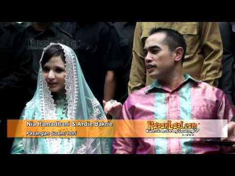 Hamil, Nia Ramadhani Tak Henti Dipuji Suami