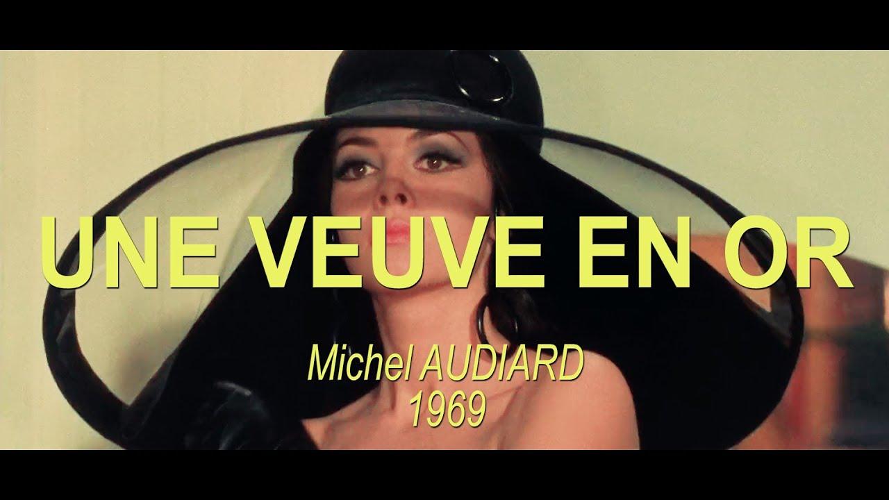 UNE VEUVE EN OR 1969 (Michèle MERCIER, Claude RICH, Jean-Pierre DARRAS, André POUSSE)