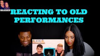 Superfruit- Reacting To Old Performances| REACTION