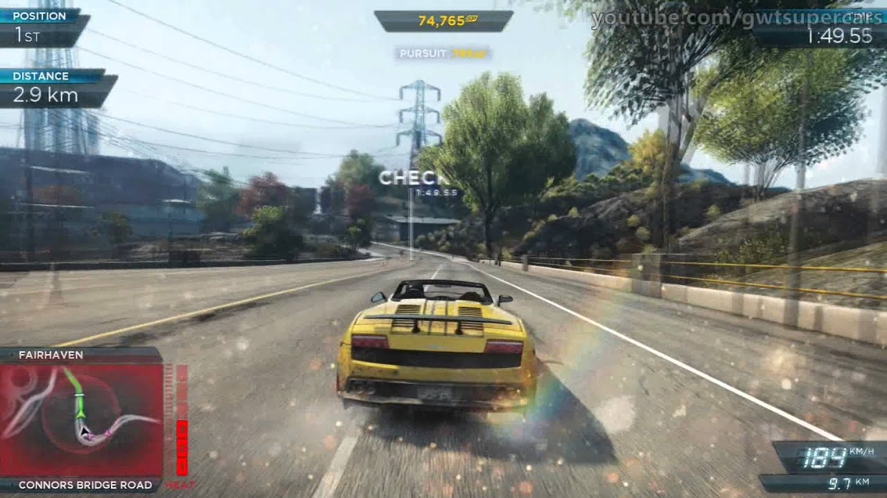 Need For Speed: Most Wanted (PC) - #10 Most Wanted Race ...