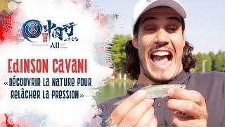 Edinson Cavani : «Découvrir la nature pour relâcher la pression»