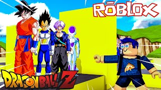 😱THE BEST GOKU E VEGETA FACTORY in ROBLOX! Dragon Ball Super Tycoon