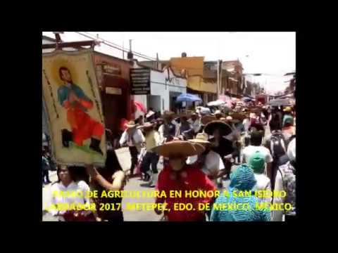 Paseo San Isidro 2017, Paseo de la Agricultura, Metepec, Edo. de Mexico por J. Roberto Carmona M.