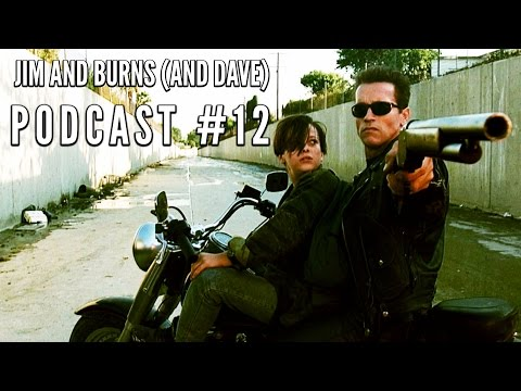 Podcast #12 - Jim Cameron