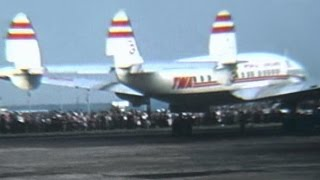 "Classic Airliners - ""The Cutting Room Floor"" - Volume 1 - 1957-65"