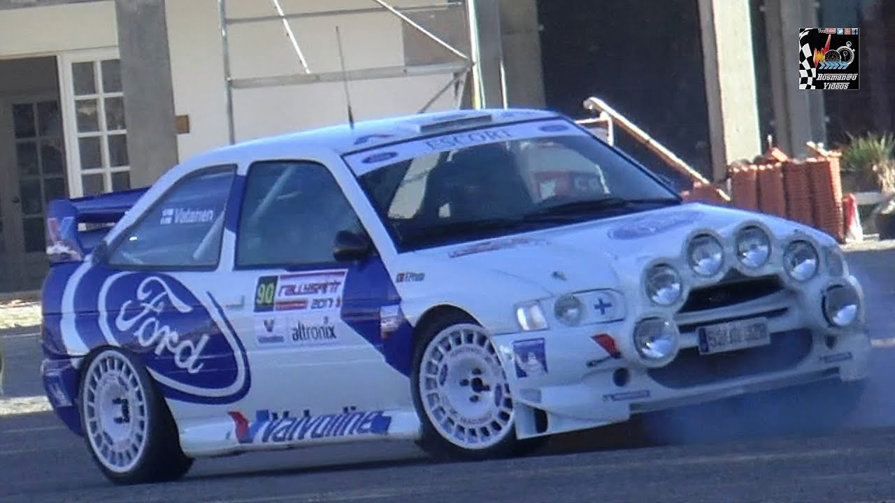 Ford Escort RS Cosworth WRC (TOP Sound Tribute) Full HD - YouTube
