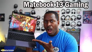 Matebook 13 Review: Can it Game???