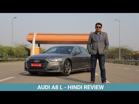 2020 Audi A8 L Hindi Review - See Where It Is Better Than BMW & Merc