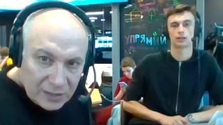 Смерть Хокинга, Сергей Лойко о своем новом фильме / Feedback #3 / 14.03.18