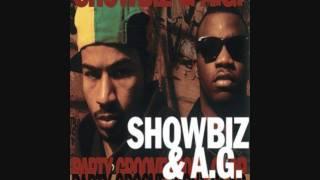 Showbiz & A.G. - Diggin in the crates (HQ)