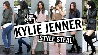 Kylie Jenner Outfits Style Steal | Celebrity Look for Less