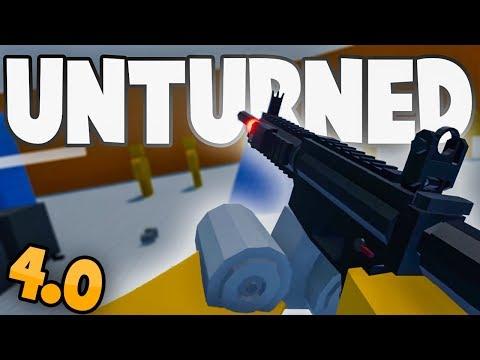 Unturned: 4.0 Development UPDATE - Controller Support, New Audio, & More (4.0 Devlog #3) thumbnail
