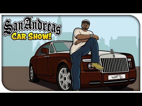 GTA 5 Online - SAN ANDREAS THEMED CAR SHOW! [GTA V]