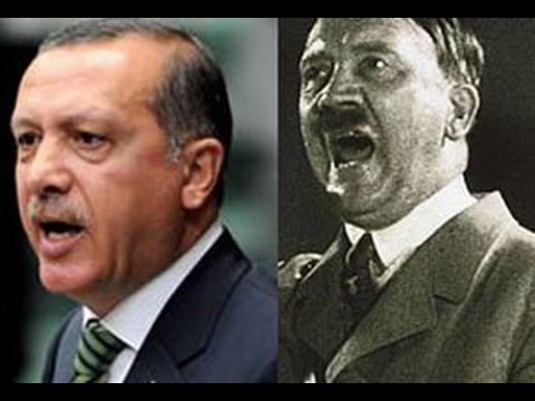 Turkish President's Idea Of Effective Government Is Nazi Germany