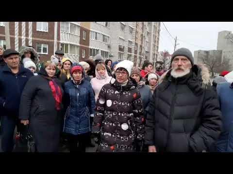 """Сегодня в Липецке прошла встреча жителей района, известного в народе, как """"Дикий"""" с  ЛДПР"""