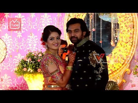 Meghana Raj & Chiranjeevi Sarja | Wedding Reception Full Video | 2018