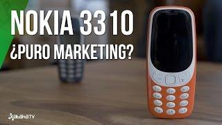 Nokia 3310 ¿puro marketing o triunfo del MWC?