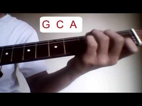 Virzha  Aku lelakimu Guitar Cover